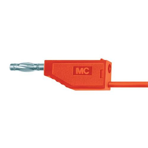 U13531: Patch Cord 1mm/100cm Red 1