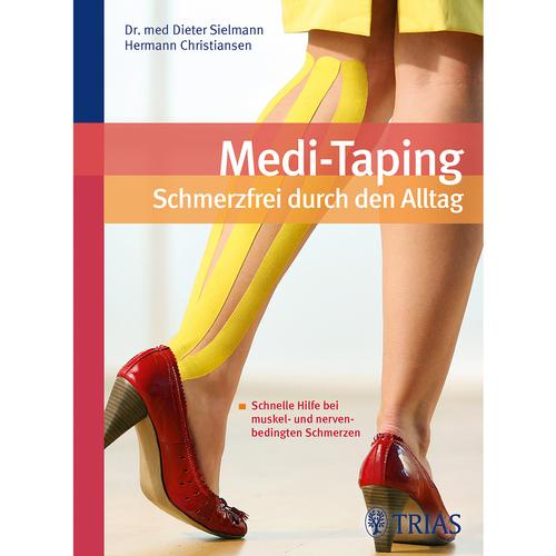 Medi-Taping - Dieter Sielmann, Hermann Christiansen, 1009644 [W11942], Acupuncture Books