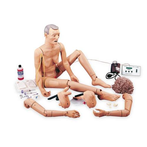 Advanced GERi™ Manikin, 1005606 [W44046], Geriatric Patient Care