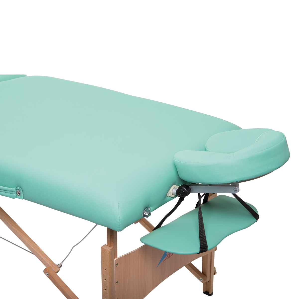 Deluxe Portable Massage Table Green 1013728 3b