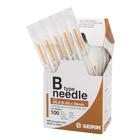 SEIRIN  ® type B - 0.30 x 30mm, brown handle, 100 needles per box., 1017652 [S-B3030], Acupuncture Needles SEIRIN