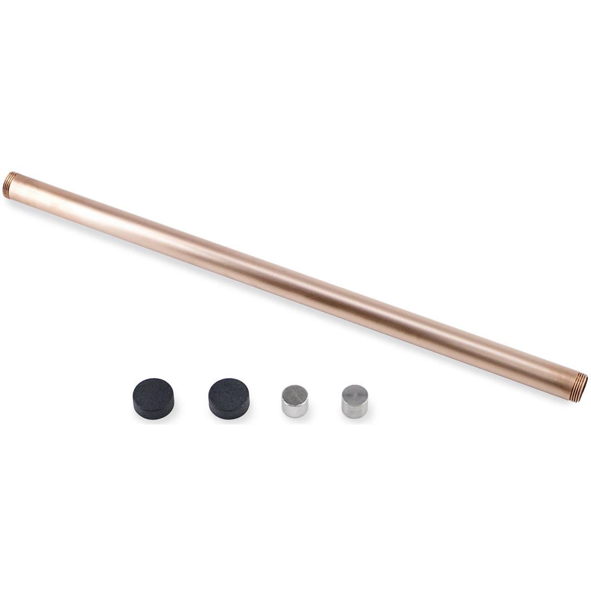 lenz 39 s law copper tube 1009716 u30086 induction 3b. Black Bedroom Furniture Sets. Home Design Ideas