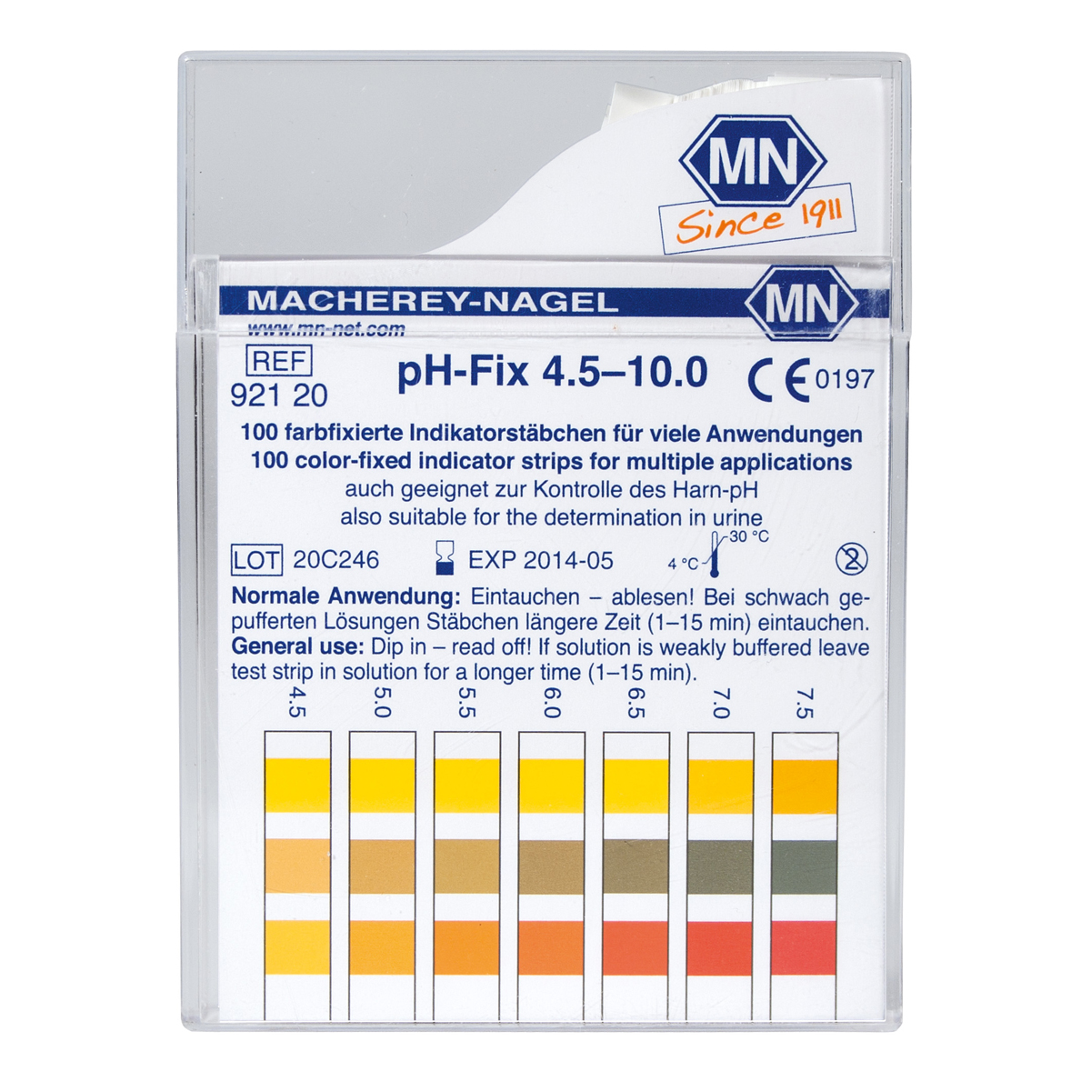 indicators and ph measurements Whether a solution is acidic or basic can be measured on the ph scale when universal indicator is added to a solution, the color change can indicate the.