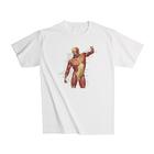 Anatomical T-Shirt Musculature, XL,W41013