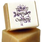 W41125-007: Lavender & Oatmeal Herbal Soap