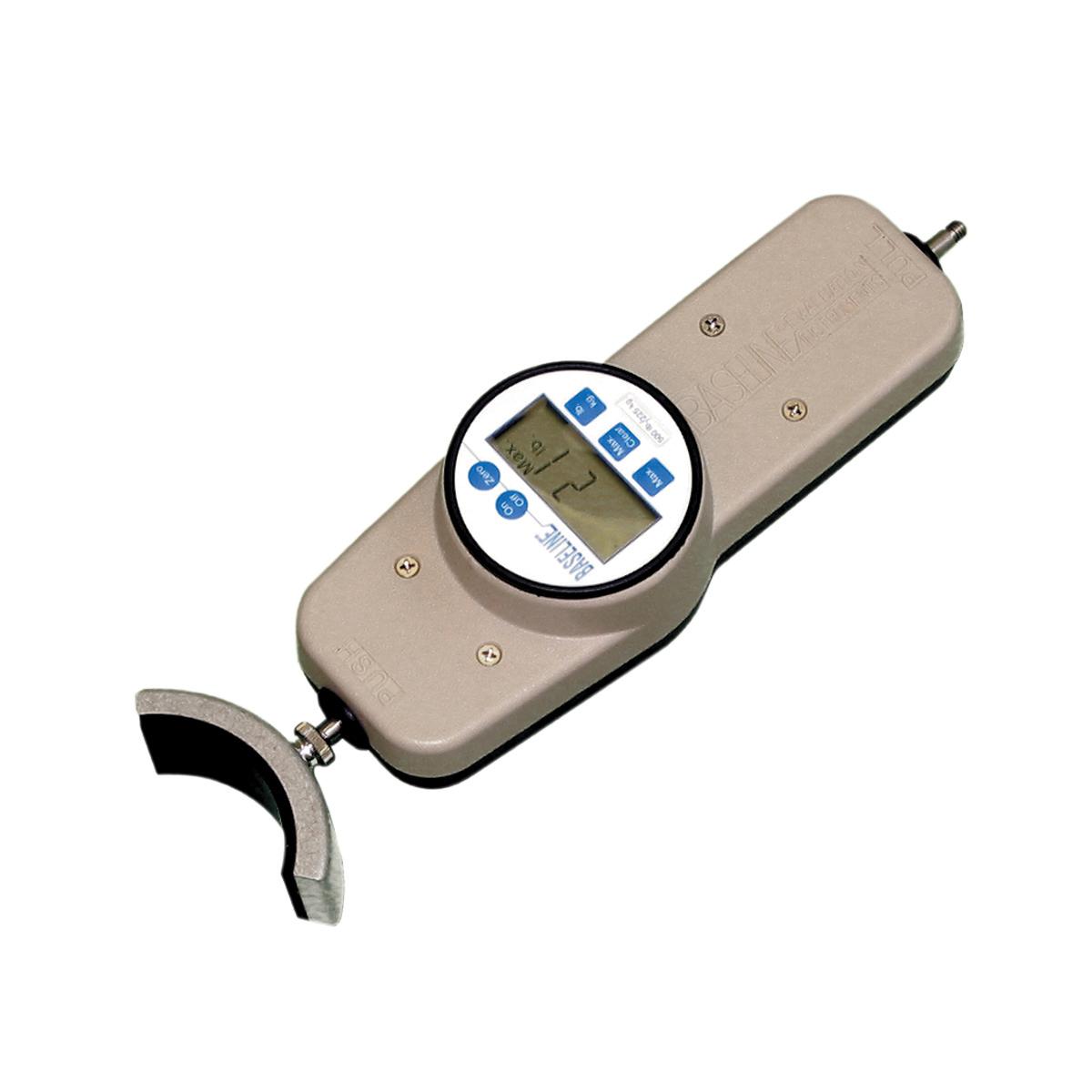 Hand Dynamometer Software : Baseline digital push pull dynamometer hand dynamometers