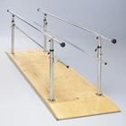 W50832: Platform Mounted Parallel Bars -10'