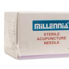 W53136I: Millennia Single Pack Needle Blue Handle, .20mm, 1""