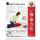 W59501: Sudden Cardiac Arrest Chart - Laminated